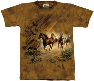 This Mountain Wild Horse Shirt is outstanding.