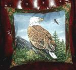 View details for this Eagle Pillow