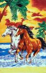 View details for this Wild Horse Animal Towel